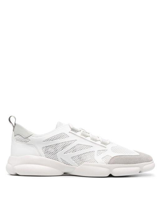 BOSS by Hugo Boss Rapid Sneakers mit Waben-Mesh in White für Herren