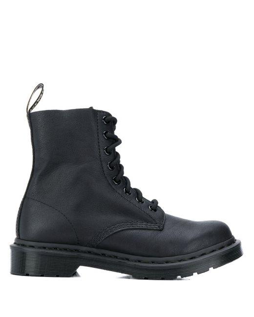 Ботинки 1460 На Шнуровке Dr. Martens, цвет: Black