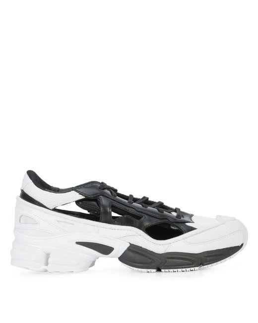 メンズ Adidas Raf Simons X Replicant Ozweego Sneakers Multicolor