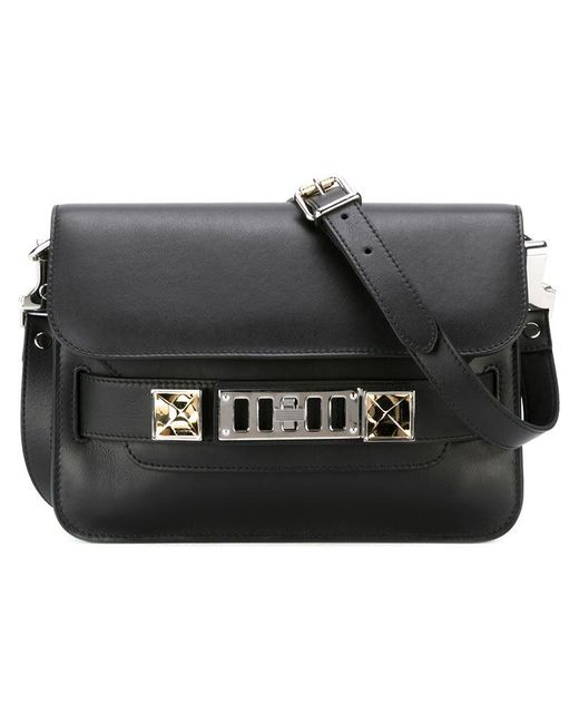 Proenza Schouler | Black Mini Ps11 Shoulder Bag | Lyst