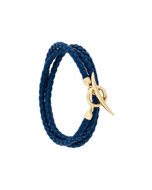 Shaun Leane - Blue Quill Wrap Bracelet - Lyst