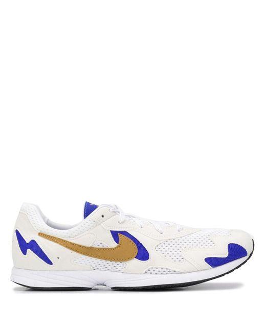 メンズ Nike サイドロゴ スニーカー Blue
