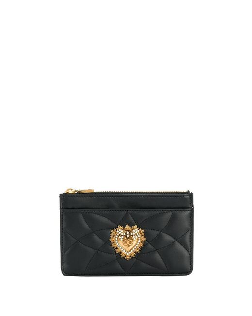 Dolce & Gabbana Devotion カードケース Black