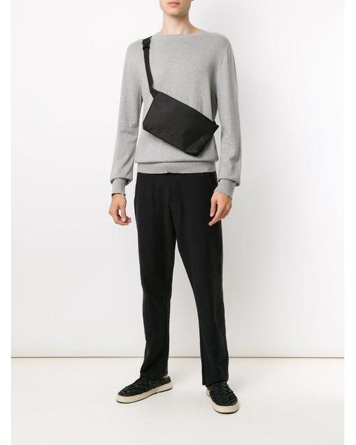 Pull classique Osklen pour homme en coloris Gray