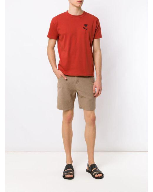 5 Pockets shorts di Osklen in Natural da Uomo