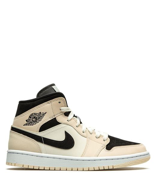 Кроссовки Air 1 Mid Nike, цвет: White