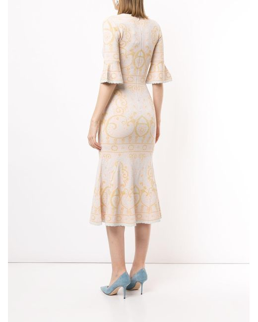 Alice McCALL Adore パターン ドレス Pink
