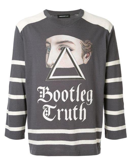 メンズ Undercover Bootleg Truth セーター Gray