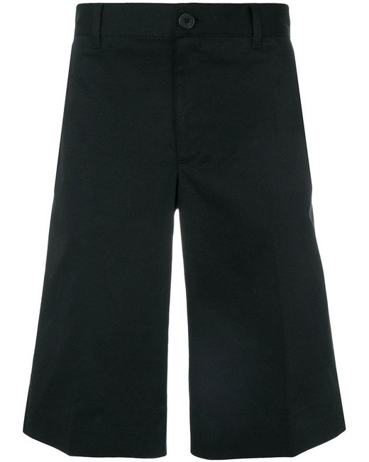 Givenchy - Black Tailored Bermuda Shorts for Men - Lyst