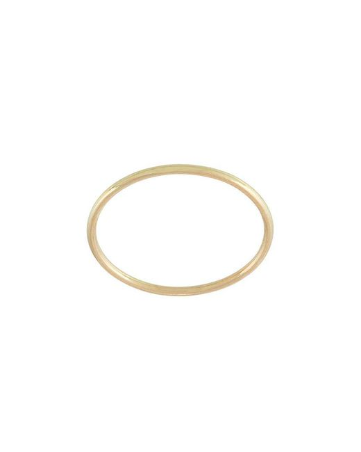 Wouters & Hendrix - Metallic 'delicate Band' Ring - Lyst