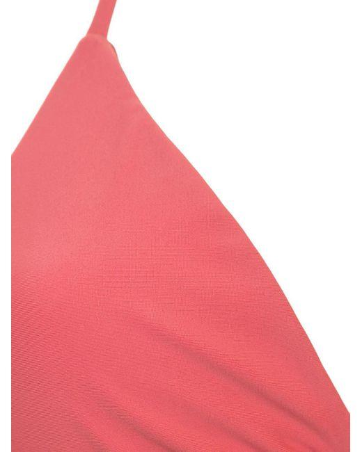 Matteau String ビキニトップ Pink