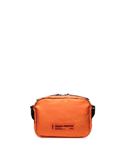 Сумка С Принтом 'стиль' Heron Preston для него, цвет: Orange