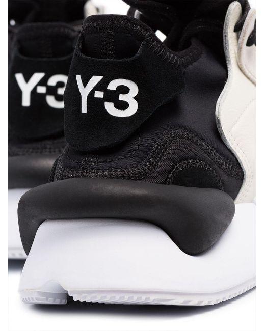 メンズ Y-3 Kaiwa スニーカー Black