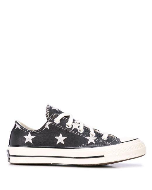 Zapatillas bajas Chuck 70 Converse de hombre de color Black