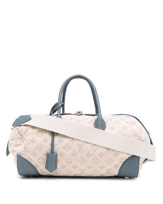 Louis Vuitton 2012 プレオウンド スピーディ Gm ボストンバッグ Blue