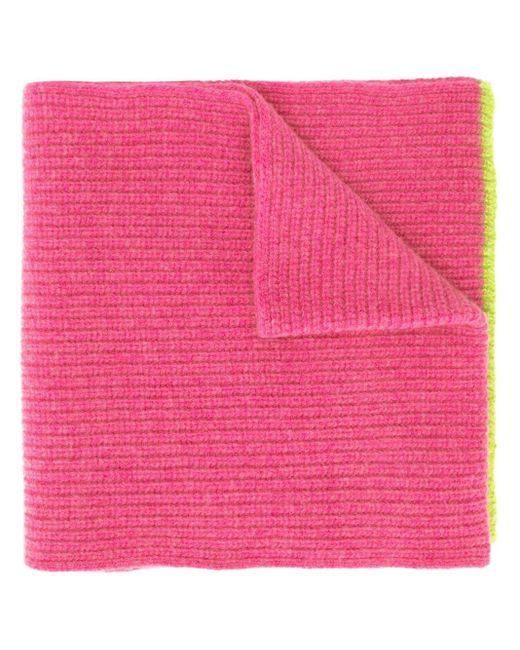 Marni ニットスカーフ Pink