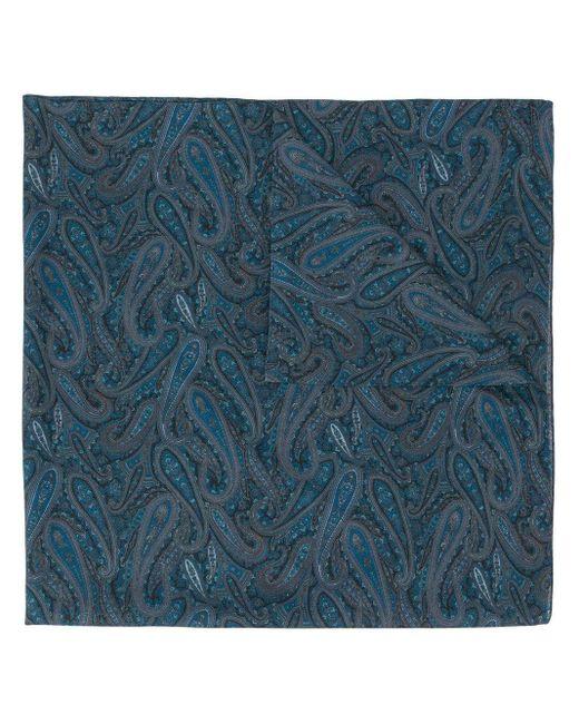 Шарф С Принтом Liberty Mackintosh, цвет: Blue