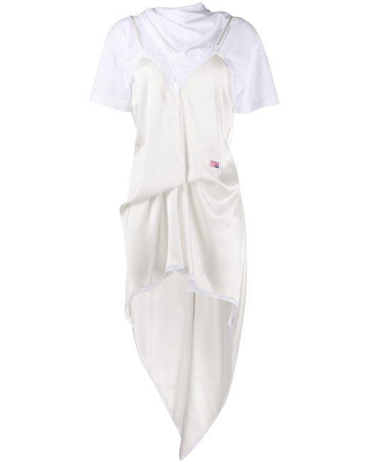 Alexander Wang レイヤード ドレス White