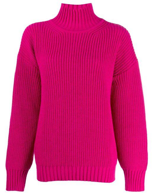 MSGM タートルネック セーター Pink