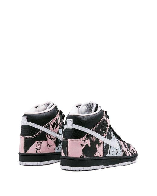 メンズ Nike Sb Dunk High Pro スニーカー Black
