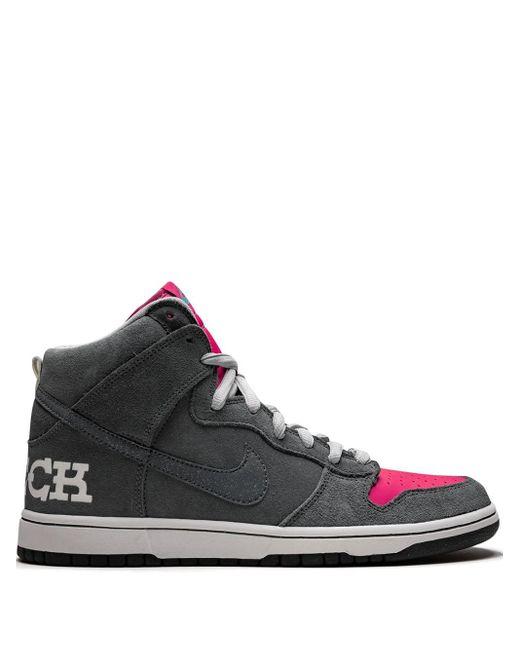 メンズ Nike Dunk High Premium Sb スニーカー Gray