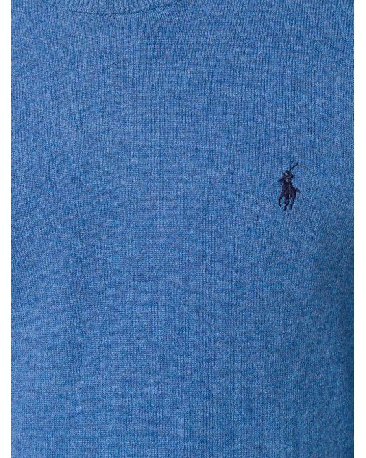 メンズ Polo Ralph Lauren クラシック セーター Blue