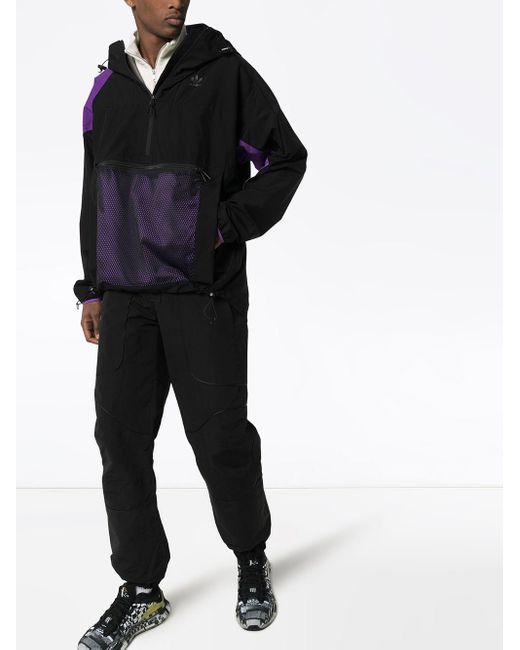 メンズ Adidas Pt3 Infinium Karkaj ウインドブレーカー Black