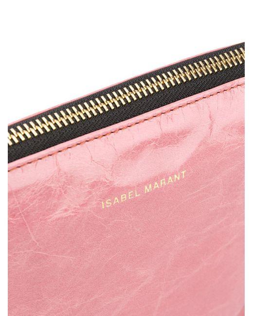 Isabel Marant Nessah バッグ Pink