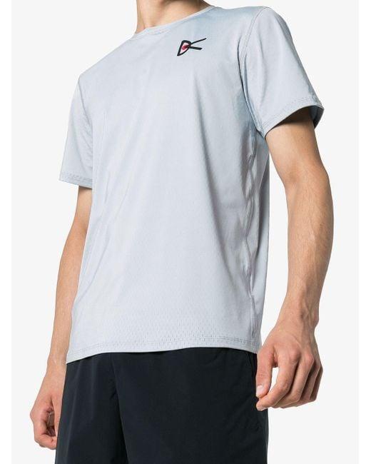 メンズ District Vision Air-wear Tシャツ Multicolor