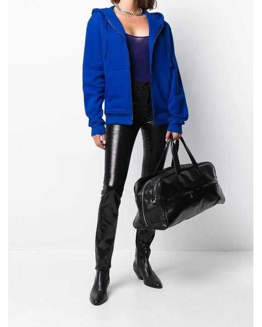 Дорожная Сумка Saint Laurent, цвет: Black