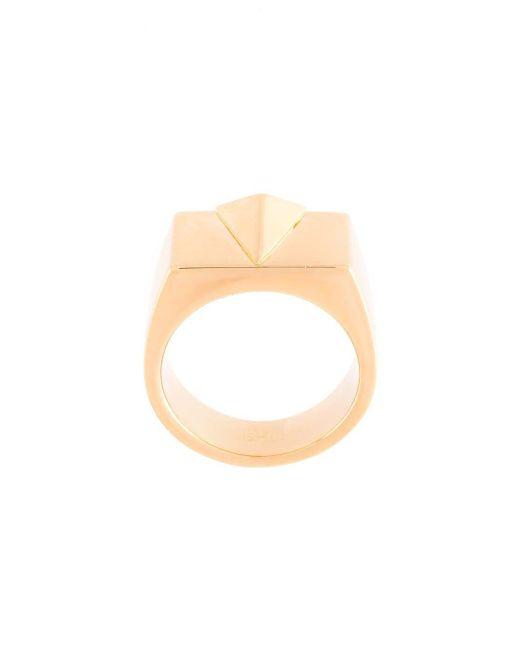 Northskull - Metallic Signet Ring for Men - Lyst