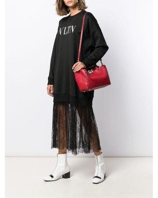 Valentino Vltn スウェットシャツ Black