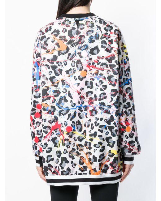 Multicolore Leopard Ka'oi Sweatshirt No Printed 8qnI1FE