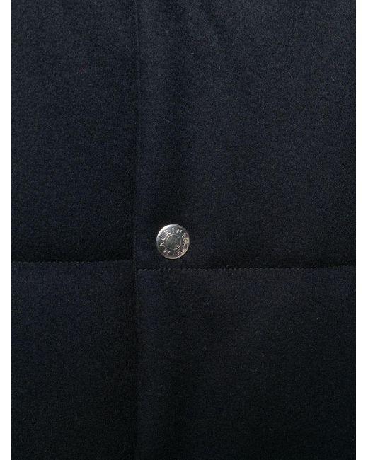 メンズ Mackintosh ストームシステム ウール Thindown ベスト Gills Gm-1025td Blue