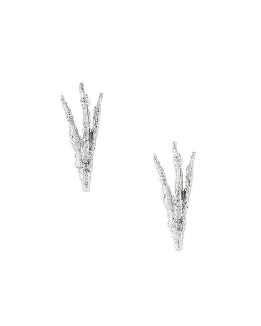 Wouters & Hendrix - Metallic Crows's Claw Earrings - Lyst
