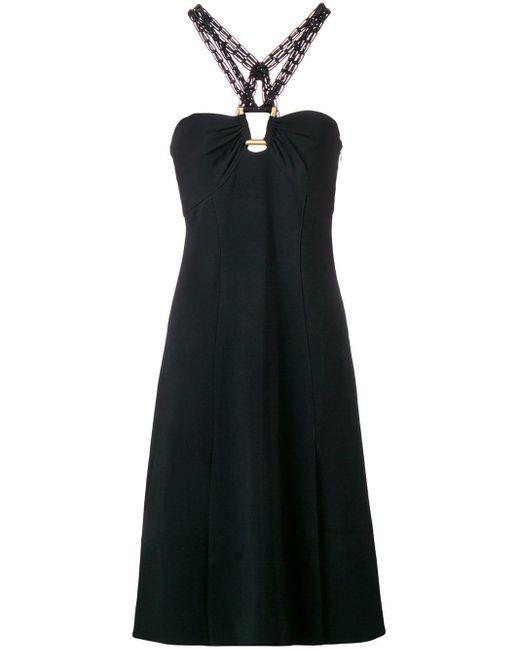 Proenza Schouler ノースリーブ ドレス Black