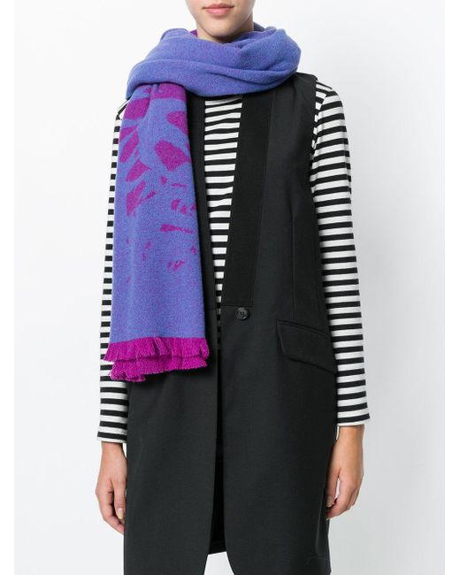 Inexpensive Online Discount Explore Swallow Storm wool-blend scarf Alexander McQueen Clearance Get To Buy Buy Cheap Browse o5gW8ghLOS