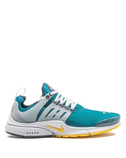 Кроссовки Air Presto Nike для него, цвет: Blue