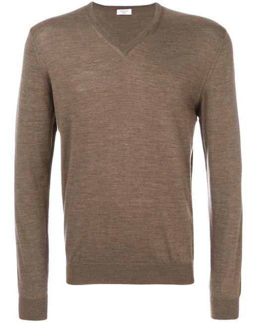 メンズ Fashion Clinic Timeless Vネックセーター Multicolor