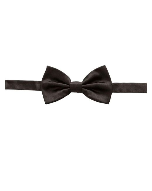 メンズ Dolce & Gabbana シルク ネクタイ Gray