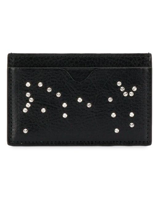 メンズ Alexander McQueen カードケース Black