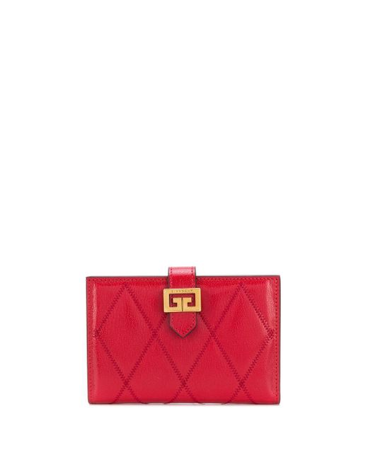 Givenchy Gv3 財布 Red