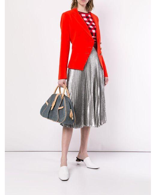 Dior プレオウンドsaddle ハンドバッグ Multicolor