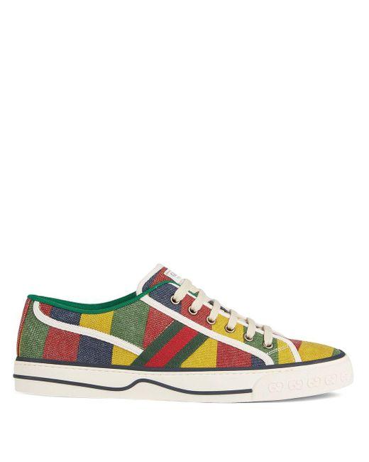 メンズ Gucci テニス 1977 スニーカー Multicolor