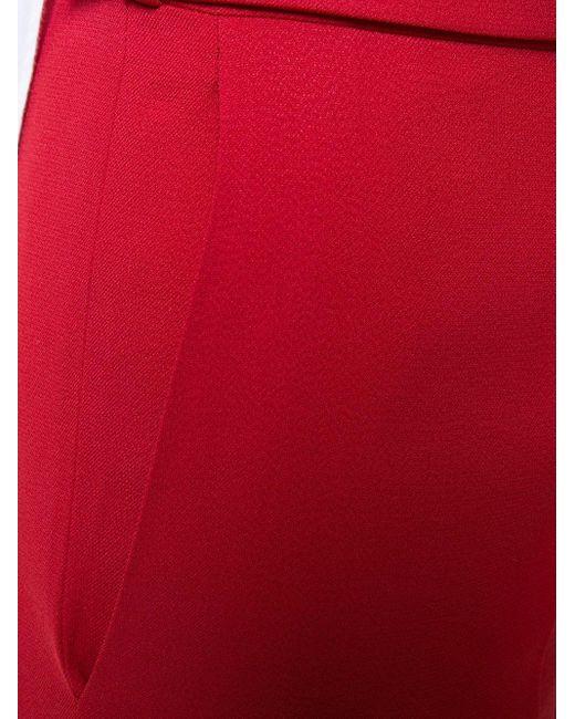 Классические Брюки 'cadi' Chloé, цвет: Red