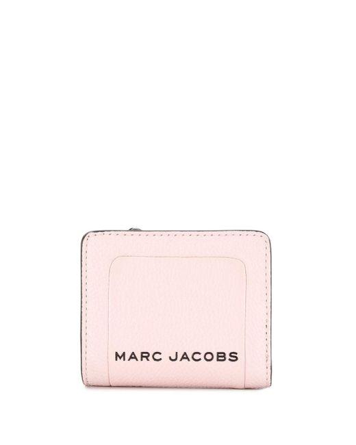 Marc Jacobs Box 財布 Pink