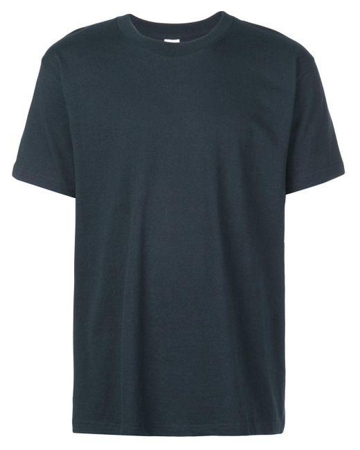 メンズ Supreme Skyscraper Tシャツ Blue