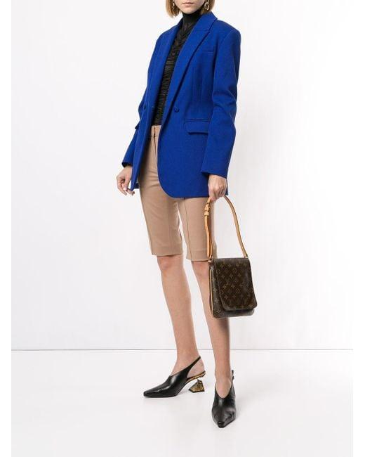 Сумка На Плечо Musette Salsa Pre-owned Louis Vuitton, цвет: Brown