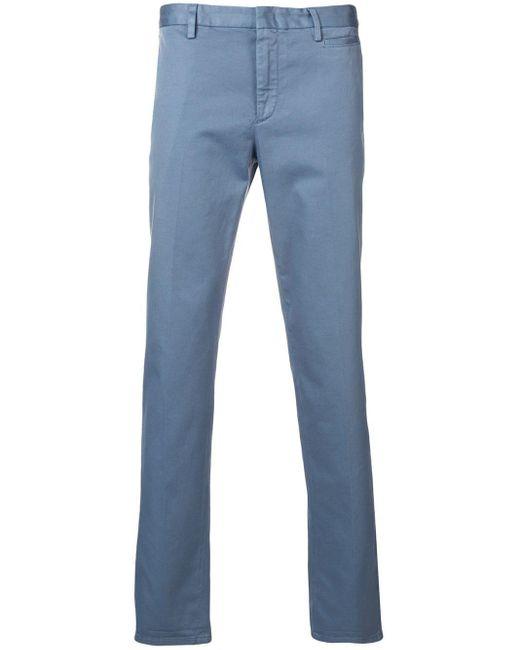 メンズ Prada チノパンツ Blue
