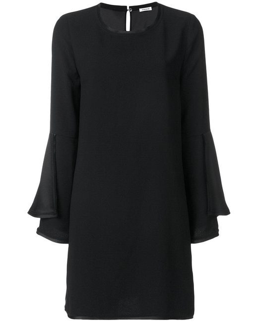P.A.R.O.S.H. - Black Poseidon Dress - Lyst